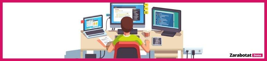 Работа онлайн-web программист