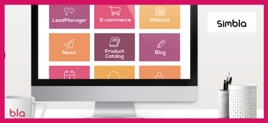 Сервисы для создания сайтов Simbla