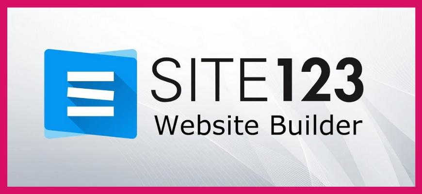 Сервисы для создания сайтов Site123